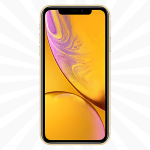 Compare the lowest UK prices today for iPhone XR 64GB Yellow upgrade deals