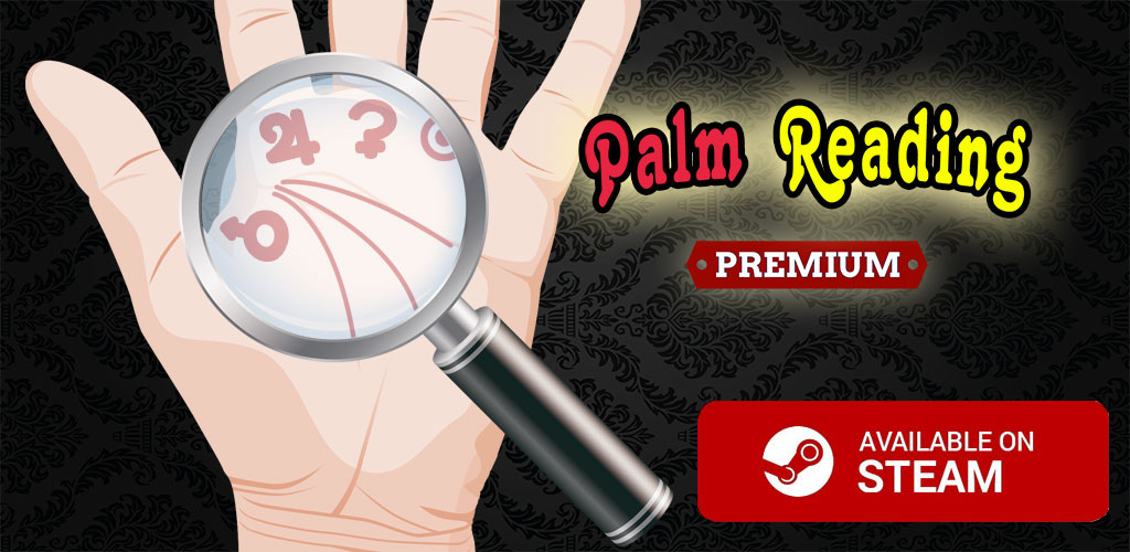 Palm Reading for Steam