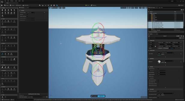 UE5 Modeling Mode TECH BLOG XFormMulti