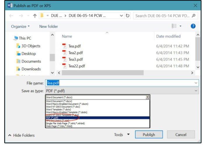 06b1 re save the modified pdfdocx fileback to a pdf