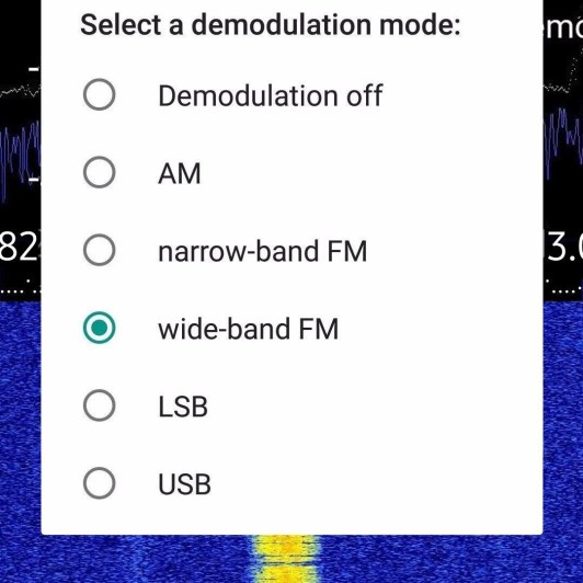 How to Listen to Radio Conversations on Android with an RTL-SDR