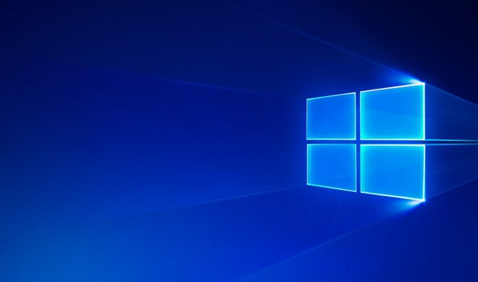 Windows 10 October 2018 update desktop