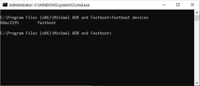 ADB and Fastboot Commands