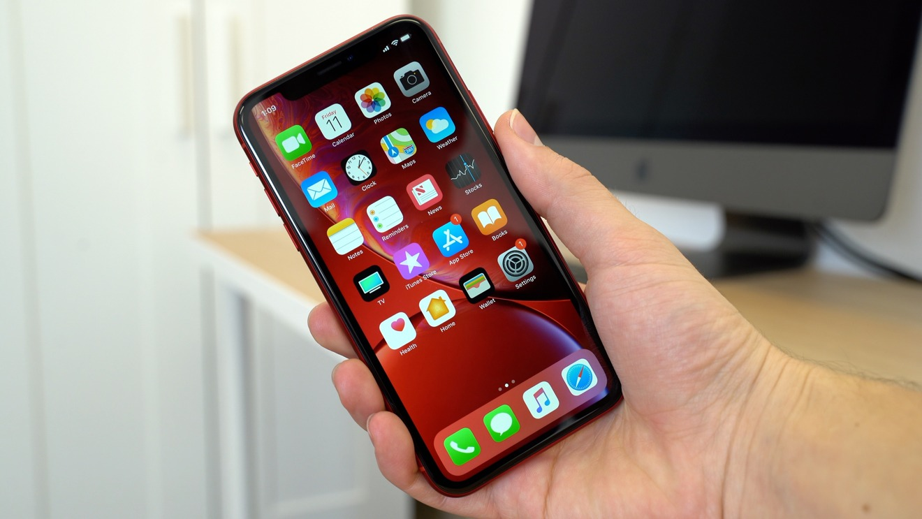 iphone xr 3d touch