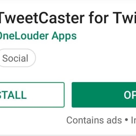 The 5 Best Free Twitter Clients for Android « Android