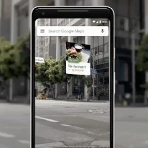 Google Preparing AR Walking Navigation via Testing Through Local Guides