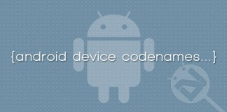 List of 3000+ Android Device Codenames - Phoneweek