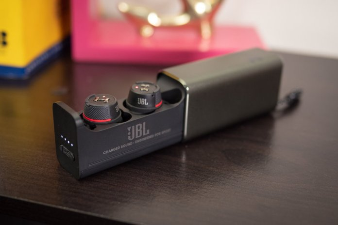Under Armour True Wireless Flash by JBL Review