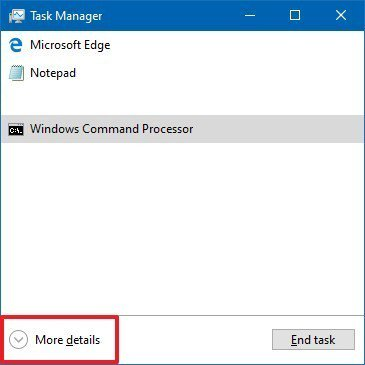 How to restart Explorer exe to fix a frozen desktop, Start Menu