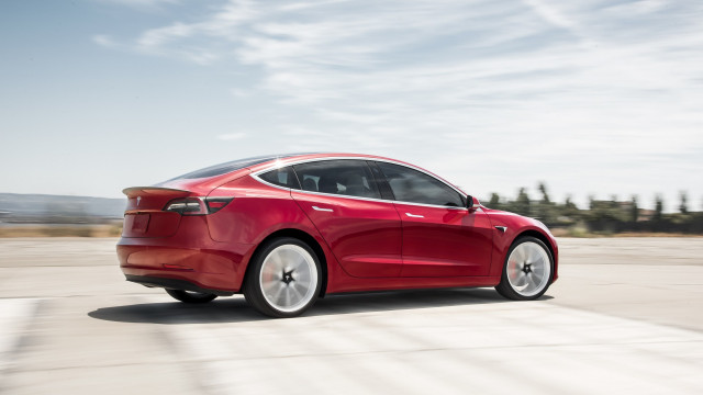 2019 Tesla Model 3 Performance