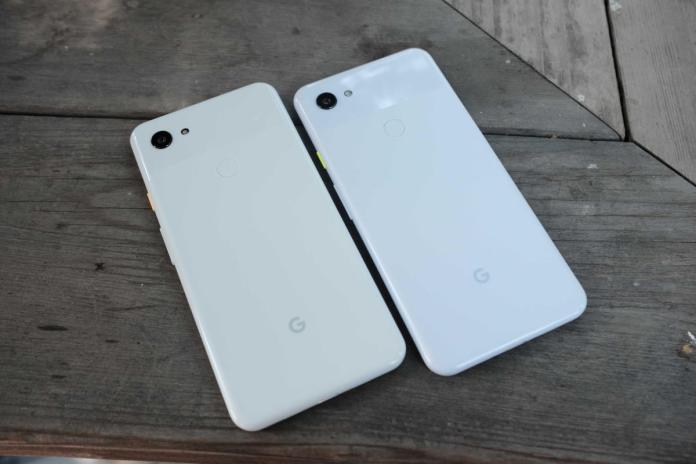 pixel 3a plastic