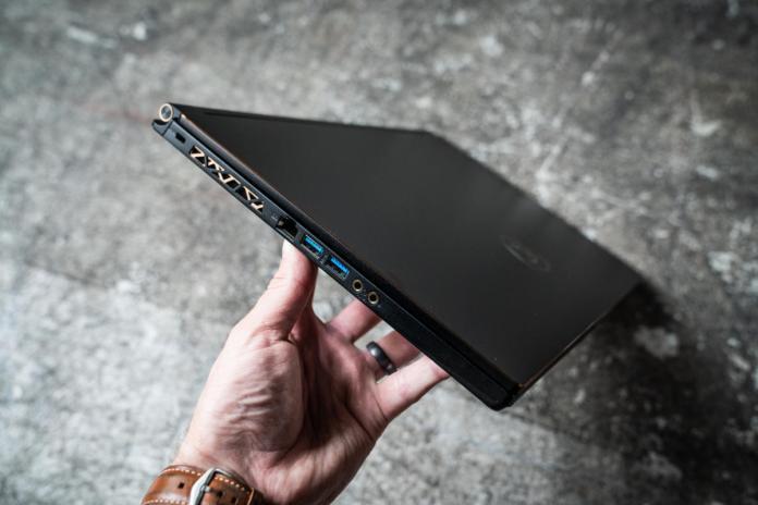 MSI GS65 Stealth Thin 9th Gen Core i7-9750H Nvidia GeForce GTX 1660 Ti