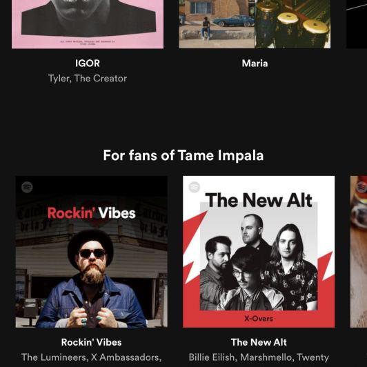 Best Music Streaming Services: Spotify vs  Apple vs  Pandora vs