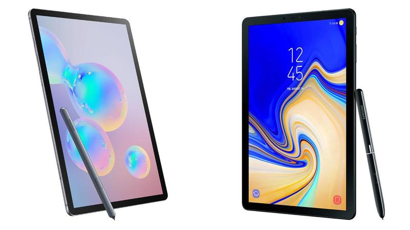 Samsung Galaxy Tab S6 vs Galaxy Tab S4: A Worthy Upgrade? - Phoneweek