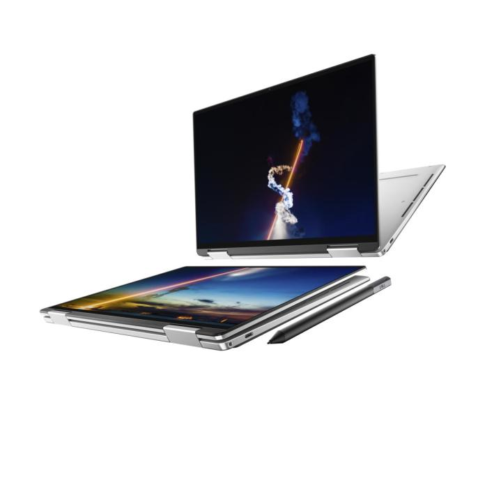 xps 13 2 in 1 two units tablet laptop mode