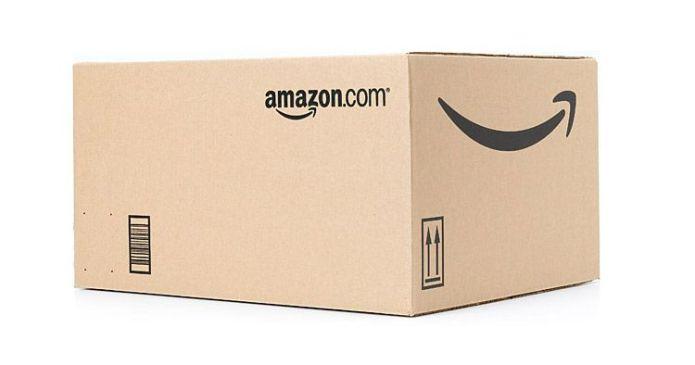 Amazon Box Padded