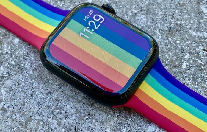 Apple Watch Pride Sport Band 2020