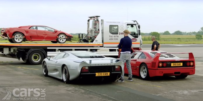 Photo First trailer for Top Gear Series 29