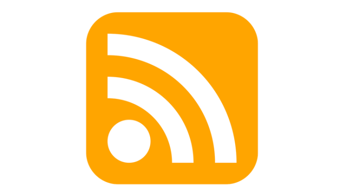 What is an RSS feed? : RSS Logo