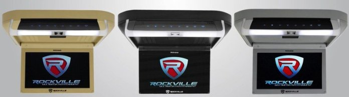 Rockville Rvd10hd in multiple finishes
