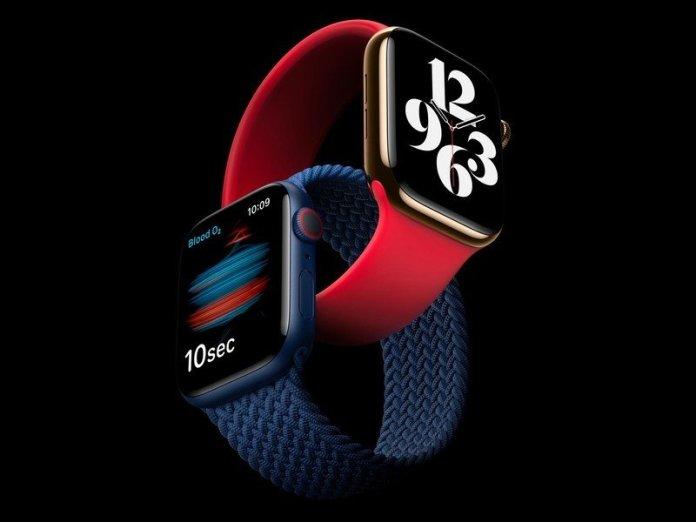 Apple Watch Series 6 Hero