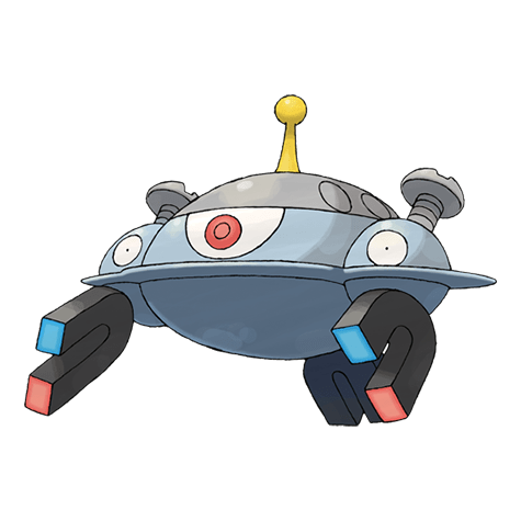 Pokemon 462 Magnezone