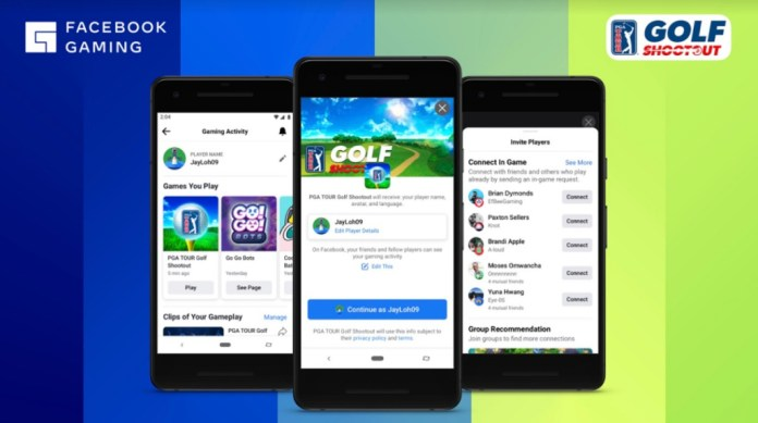 Facebook Gaming is offering cloud-based titles on Android and the PC.