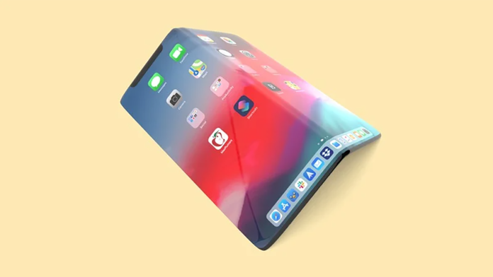 foldable iPhone concept feature