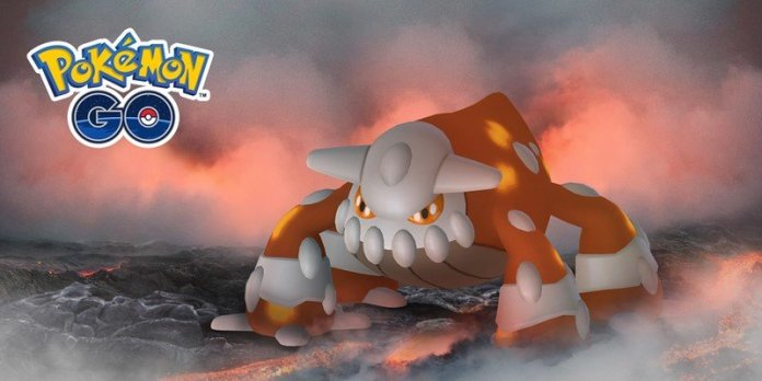 Pokémon Go Heatran
