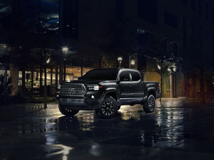 The 2021 Toyota Tacoma Nightshade
