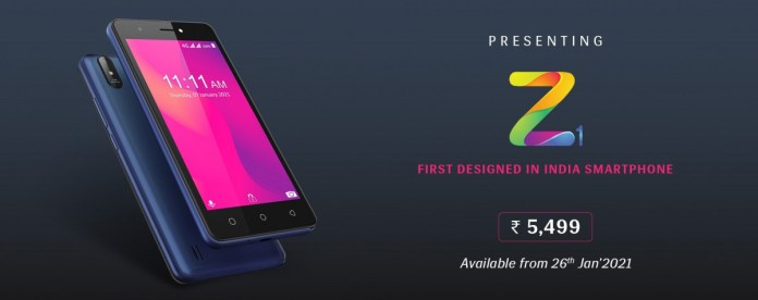 Lava unveils four new Z-phones, launches myZ phone configurator tool
