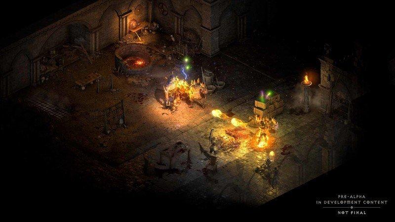 Diablo 2 Resurrected Butcher