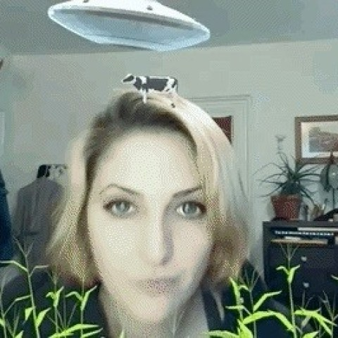 AR Spotlight: How Snapchat Lens Creator Audrey Spencer Is Bending Reality on Your Smartphone