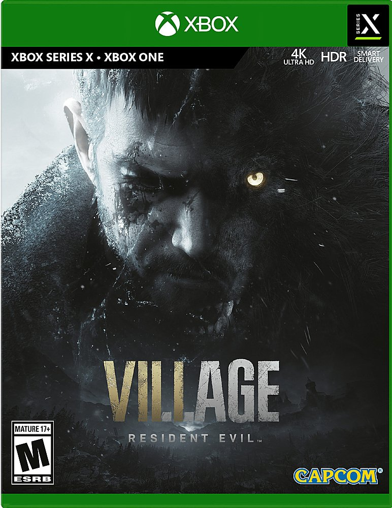 Resident Evil Village for Xbox Series X
