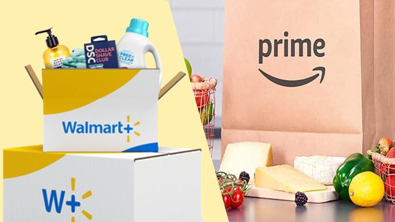 Walmart+ vs Amazon Prime