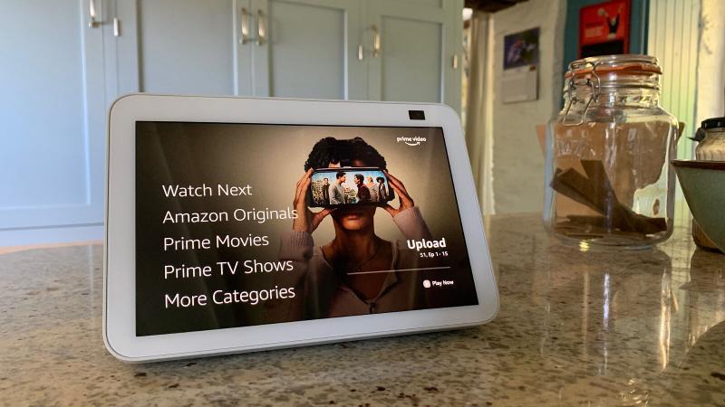 Amazon Echo Show 8: Prime Video