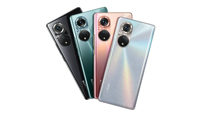 Honor 50 Pro phones