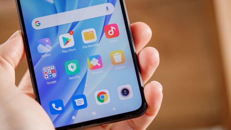 Xiaomi Mi 11 Lite MIUI 12