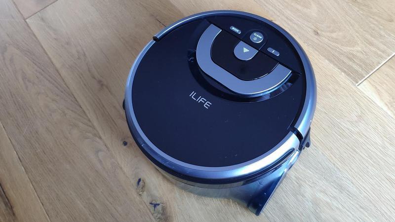 iLife Shinebot W400