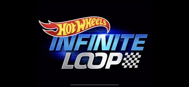 Hot Wheels Infinite Loop Title Screen