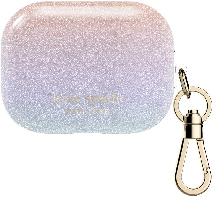 Kate Spade Ombre Glitter Airpods Pro Case