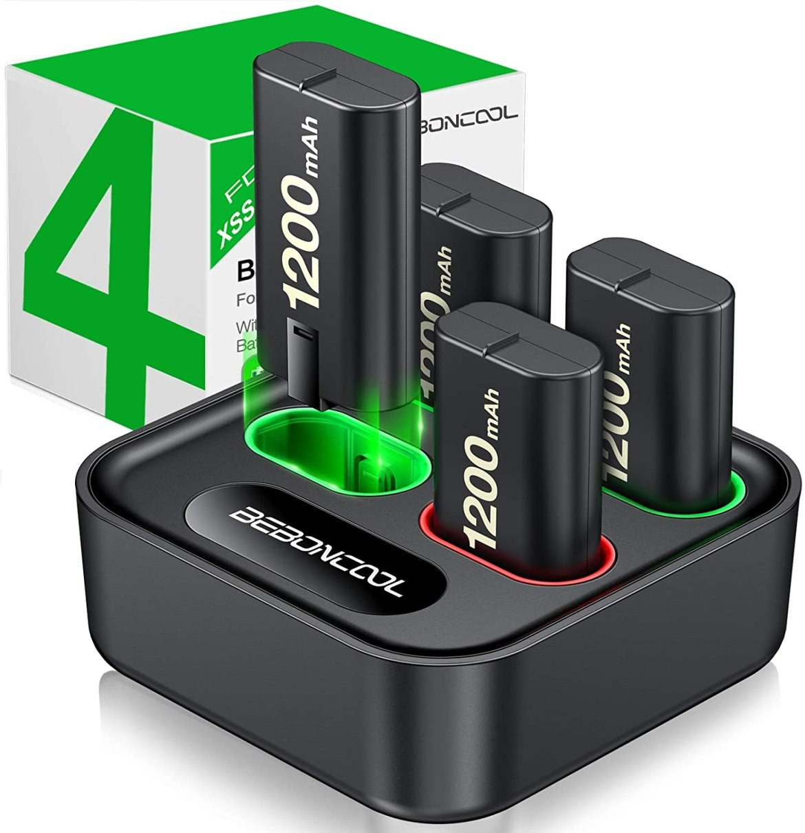 BEBONCOOL Xbox Controller Battery Pack