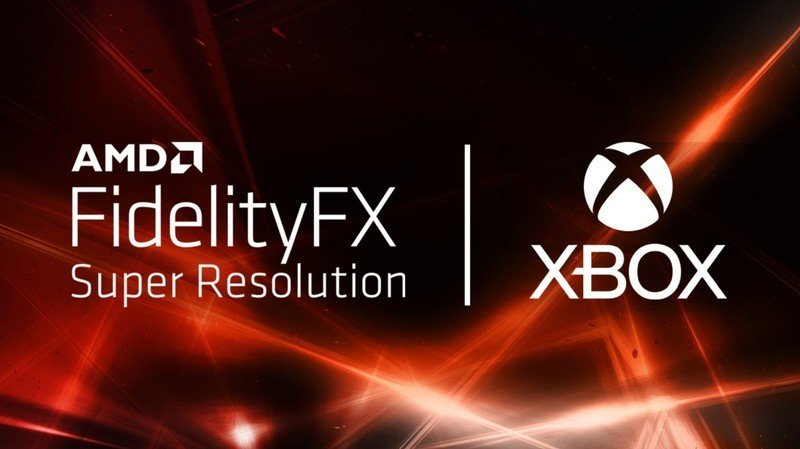 Xbox AMD FidelityFX Super Resolution Image