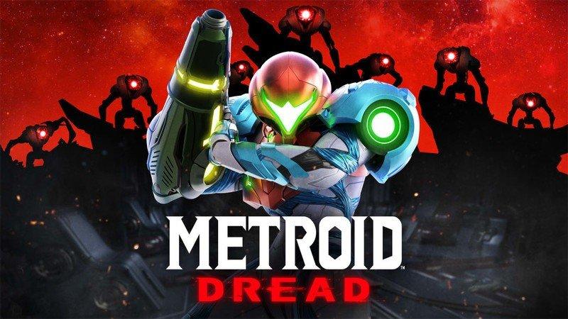Metroid Dread Hero