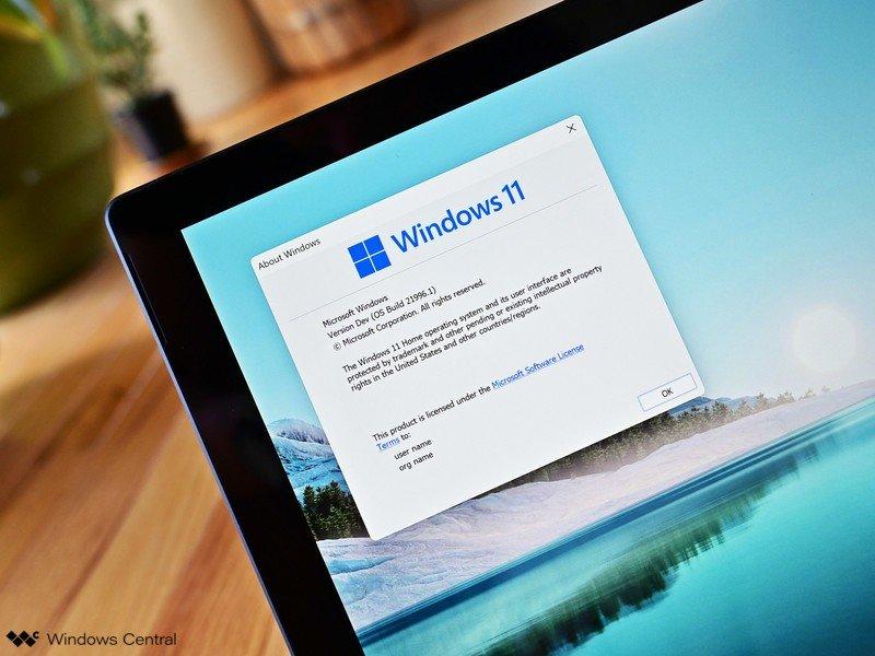 Windows 11 Logo 2 Winver
