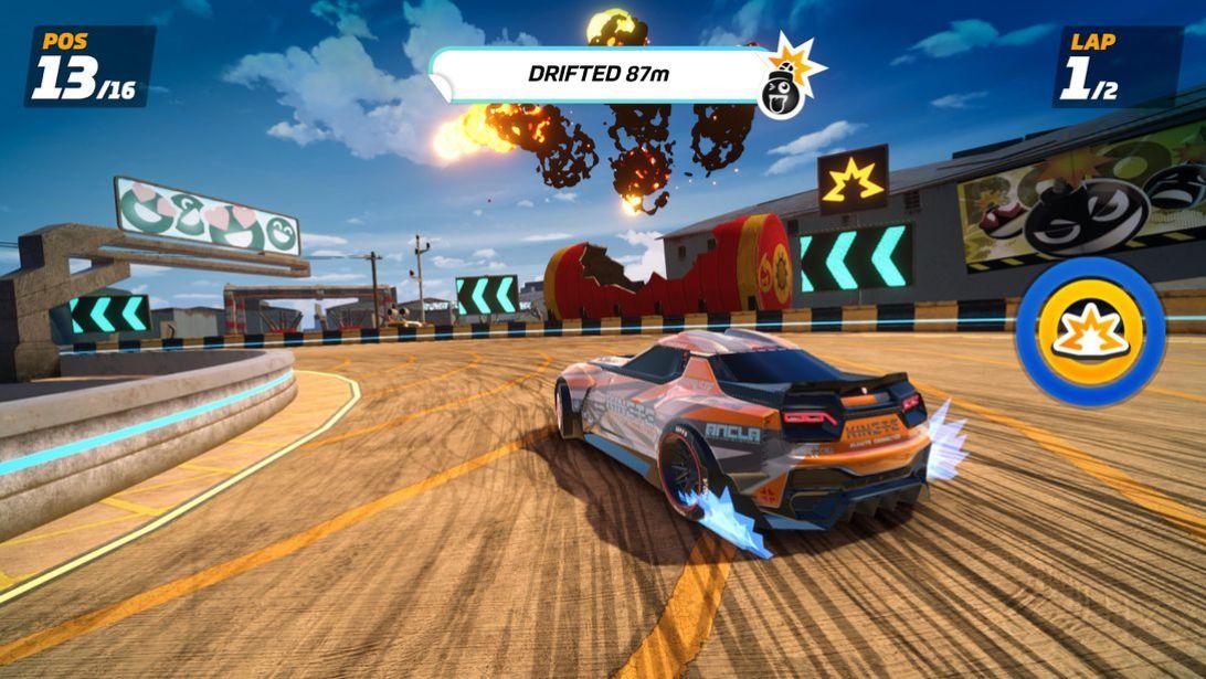detonation-racing