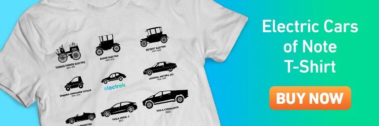 Electrek T-Shirt