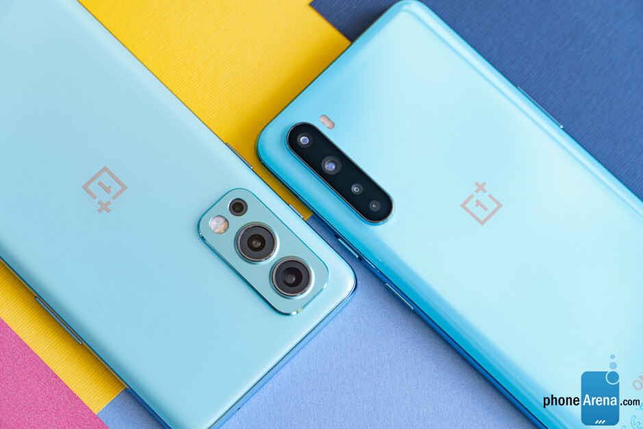 OnePlus Nord 2 vs Nord 1
