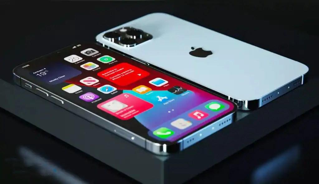 iPhone 13 Pro Max camera