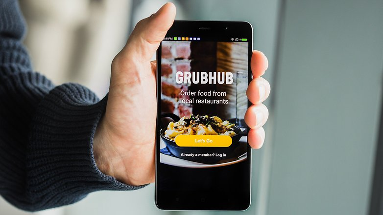AndroidPIT food ordering 5